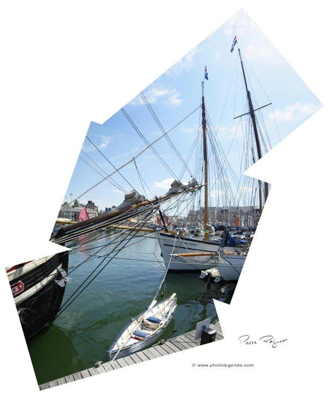 Les ptits bateaux aux Chants de marins