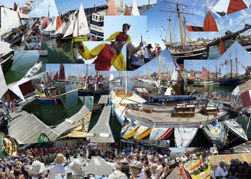 Le festival du chant de marins à Paimpol