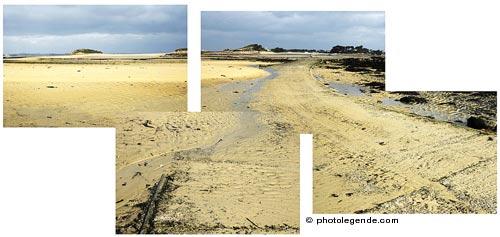 Les sables lumineux