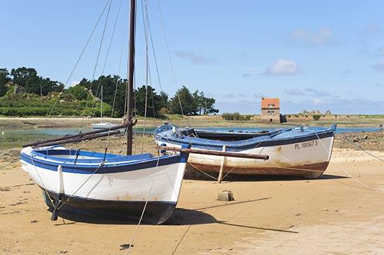 Le moulin à marée de Bugueles