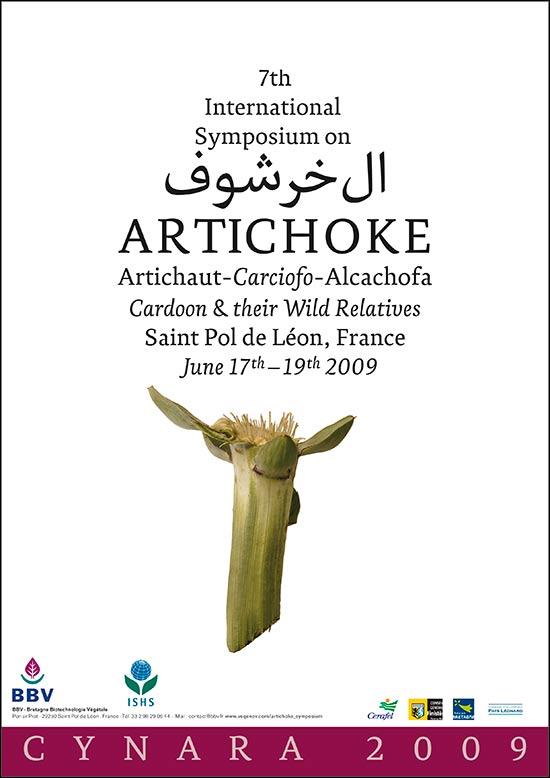 L'affiche du Symposium