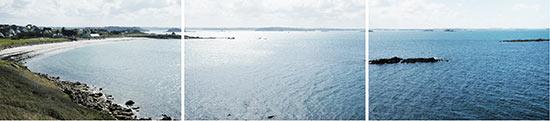 La plage de Primel-Trégastel à Plougasnou