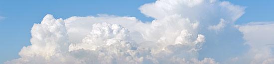 Cumulonimbus sur le Pouldu