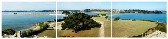 L'îlot Sainte-Anne à Saint-Pol-de-Léon